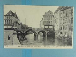 Malines Vieux Pont Sur La Dyle - Mechelen