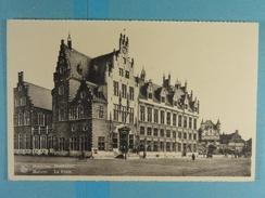 Mechelen Postbureel Malines La Poste - Malines