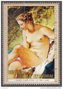 """Guinea Equatoriale 1972 Sc. 269 """" Diana Al Bagno """" Quadro Dipinto Da F. Boucher Nuovo MNH Rococo Paintings Equatorial - Guinea Equatoriale"""