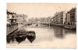 64 - BAYONNE . LA NIVE ET LE PONT MARENGO - Réf. N°6236 - - Bayonne