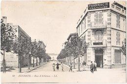 BIZERTE. Rue D'Athènes. 49 - Tunisie