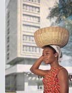 Afrique  En Couleurs  (Femme Africaine ) * PRIX FIXE - Cartes Postales