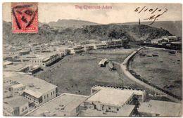 The Crescent-Aden - Cachet I/FB Dans Un Triangle (101061) - Yémen