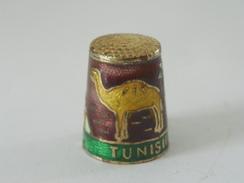 """Dé Cloisoné""""Tunisie"""" - Vingerhoeden"""