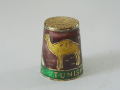 "Dé Cloisoné""Tunisie"" - Ditali Da Cucito"