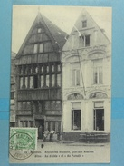 """Malines Anciennes Maisons, Quai Aux Avoines Dites """"Au Diable"""" Et """"Au Paradis"""" - Mechelen"""