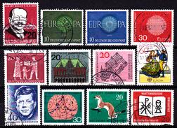 BRD Lot Gestempelt (2) - Briefmarken