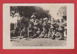 Secteur Steenstraat -  Carte Photo  - Soldats Allemands -  45 Res Div  --31/5/1915 - Ieper