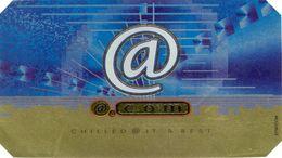 1588  - Etiquette @.com - Chilled @ It's Best - Etiquettes