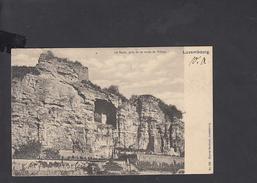 Le Bock, Pris De La Roete De Tréves - Cartoline