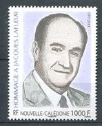 212 NOUVELLE CALEDONIE 2011 - Yvert 1140 - Portrait Jacques Lafleur - Neuf** (MNH) Sans Trace De Charniere - Ongebruikt