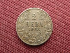 BULGARIE Monnaie De 1 Leva 1925 - Bulgarie