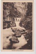 74 Gorges De La  Diosaz Cascade De  Barme-rousse - France