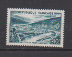 FRANCE      N° YVERT  :    842 A      NEUF AVEC  CHARNIERES - France