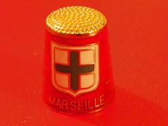 """Dé Cloisoné""""Marseille"""" - Vingerhoeden"""