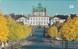Denmark, D 068, Castles, Fredensborg Slot, 2 Scans. - Danimarca