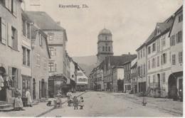 68 - KAYSERSBERG - Rue De La Mairie - Kaysersberg