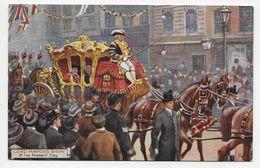 London - Lord Mayor's Show - Tuck Oilette 9456 - 1900-1949