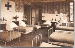 92 VAUCRESSON - CARTE PHOTO - Une Chambre De L'hopital Auxiliaire 260 - Vaucresson