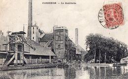 CPA  - 62 - CORBEHEM - La Distillerie - France