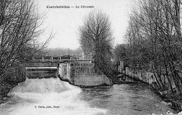 CPA - 59 - COURCHELETTES - Le Déversoir - France