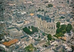 02 - SAINT QUENTIN - VUE AERIENNE - Saint Quentin