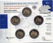 ALLEMAGNE BU 2010 BREME  Lot N° 5 - Alemania