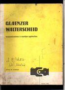 """1967  Agriculture /  Pièces De Rechange Transmissions à Cardan Agricoles """"Glaenzer Walterscheid"""" à Courbevoie 92 - Máquinas"""