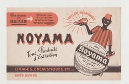 BUVARD NOYAMA , Cirages Encaustiques - Blotters