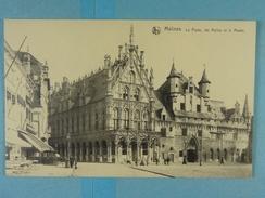 Malines La Poste, Les Halles Et Le Musée - Malines