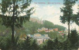 Bad Harzburg - Blick Vom Burgberg 1914 (002223) - Bad Harzburg