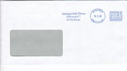 BRD Neue Privatpost 2006 Post Modern Dresden Amtsgericht Pirna - [7] Federal Republic
