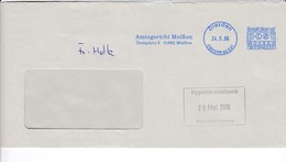 BRD Neue Privatpost 2006 Post Modern Dresden Amtsgericht Meißen - [7] Federal Republic