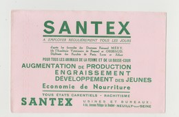 BUVARD SANTEX - Agriculture