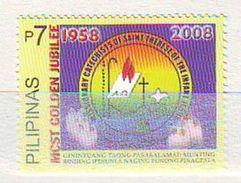 Philippines - 2008, MCST Golden Jubilee 2v Mnh - Filipinas