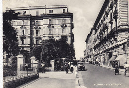 FORMIA /  Via Vitruvio  _ Viaggiata - Latina