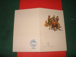 PROGRAMMA ' LLOYD TRIESTINO PIROSCAFO PALESTINA CONCERTO E CINEMA 3° FEBBRAIO 1937 - Programs