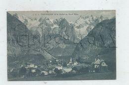 Courmayeur (Italie, Val D'Aosta): Vue Générale En 1920 PF. - Italia