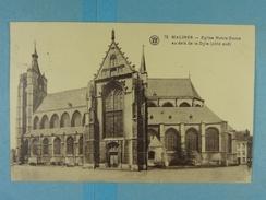 Malines Eglise Notre-Dame Au-delà De La Dyle (côté Sud) - Malines