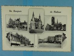 Un Bonjour De Malines - Mechelen