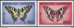 Gabon  Butterflies - Vlinders