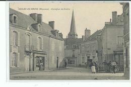 53 MESLAY Du MAINE Carrefour Du Centre , Façade Tabac - Meslay Du Maine
