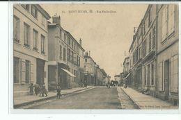 52 SAINT DIZIER Rue Emile Giros , Enfants Dans La Rue - Saint Dizier
