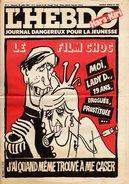 Journal L'Hebdo HARA KIRI Journal Dangereux Pour La Jeunesse N° 2 C.H. N° 559 - 29.07.1981 - 17 Pages - Magazines