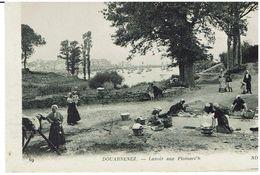 CPA - 29 - DOUARNENEZ - Lavoir Aux Plomarc'h - Douarnenez