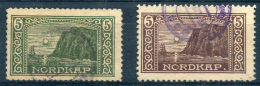 NORDKAP (Nordcap) - Local Stamps - Emissions Locales