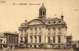 BELGIQUE - LIEGE - VERVIERS - Hôtel De Ville. - Verviers