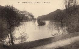 BELGIQUE - BRABANT FLAMAND - TERVUEREN - TERVUREN - Le Parc - La Petite Ile. - Tervuren