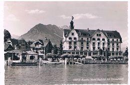 CH-4534    BUOCHS : Hotel Rigiblick Mit Stanserhorn - NW Nidwalden