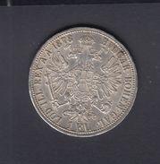KuK 1 Florin 1878 - Austria